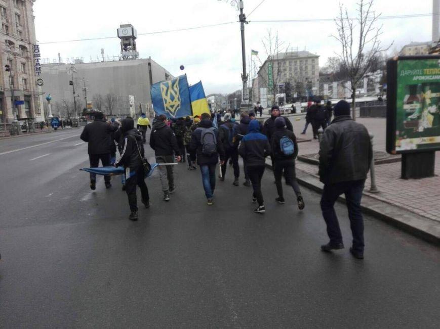Криворожане присоединились к Маршу национального единства, где выдвинули ультиматум Президенту (ФОТО), фото-4