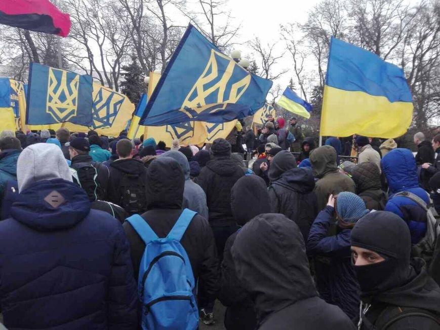 Криворожане присоединились к Маршу национального единства, где выдвинули ультиматум Президенту (ФОТО), фото-18