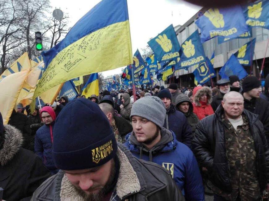 Криворожане присоединились к Маршу национального единства, где выдвинули ультиматум Президенту (ФОТО), фото-20