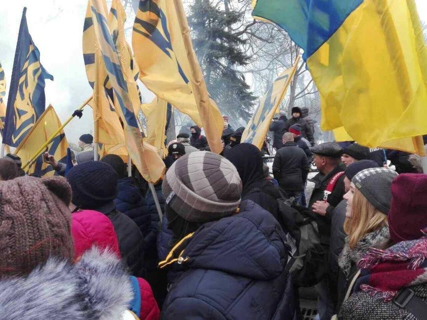 Криворожане присоединились к Маршу национального единства, где выдвинули ультиматум Президенту (ФОТО), фото-7