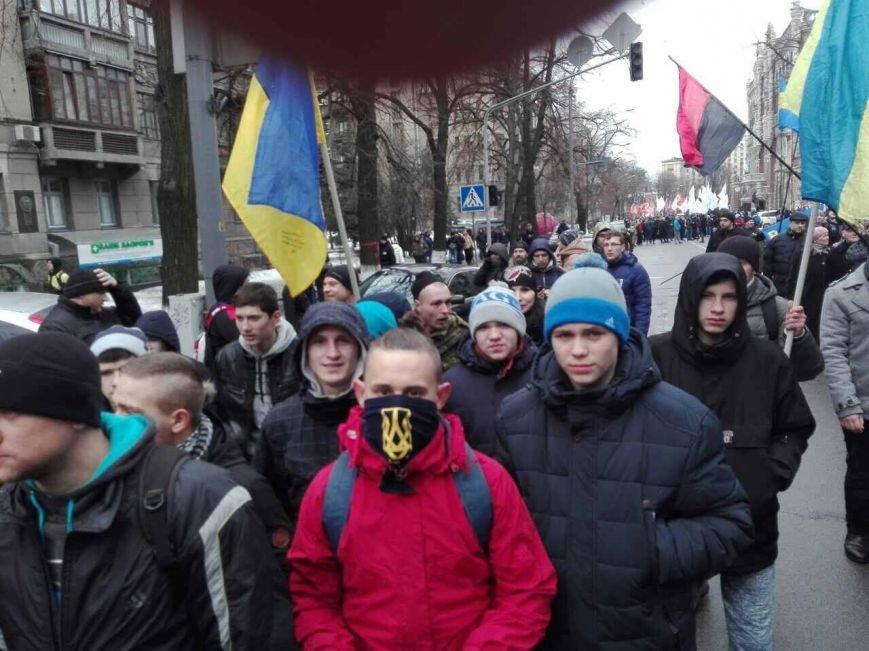 Криворожане присоединились к Маршу национального единства, где выдвинули ультиматум Президенту (ФОТО), фото-9