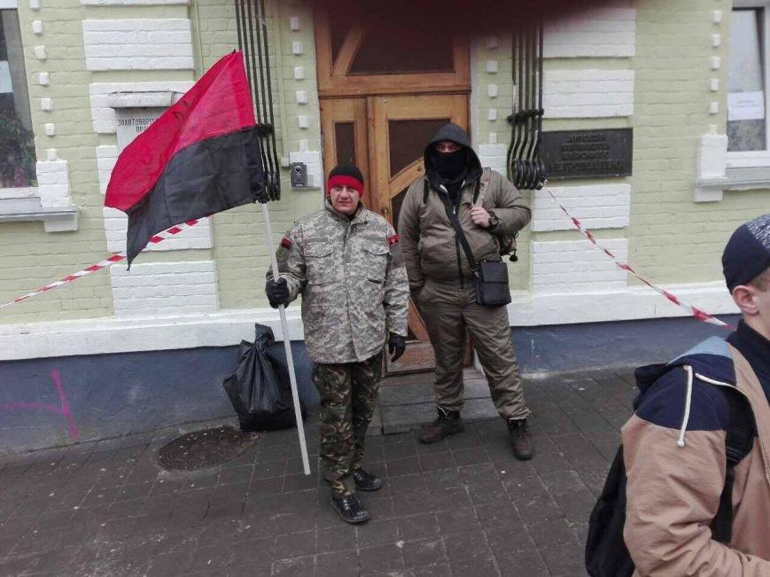 Криворожане присоединились к Маршу национального единства, где выдвинули ультиматум Президенту (ФОТО), фото-8