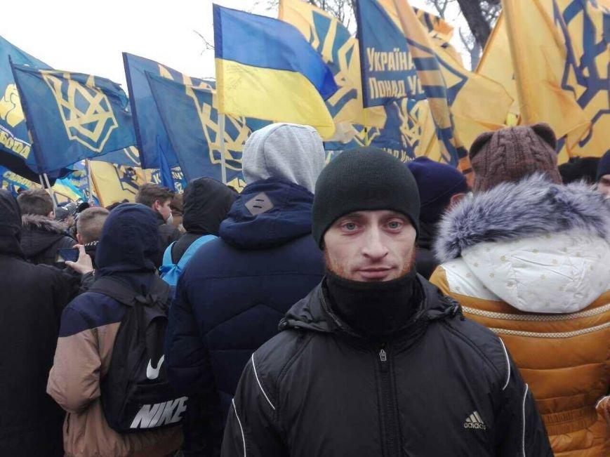 Криворожане присоединились к Маршу национального единства, где выдвинули ультиматум Президенту (ФОТО), фото-6
