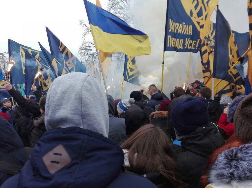 Криворожане присоединились к Маршу национального единства, где выдвинули ультиматум Президенту (ФОТО), фото-16