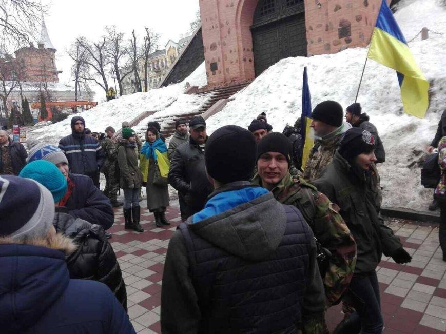 Криворожане присоединились к Маршу национального единства, где выдвинули ультиматум Президенту (ФОТО), фото-10