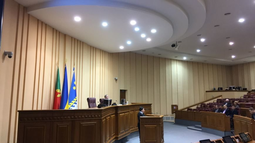 Криворожских депутатов учили готовить регуляторные акты и рассказывали о наказании за их неправильную подготовку(ФОТО), фото-16