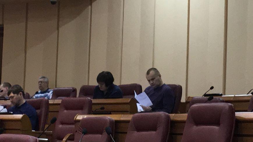 Криворожских депутатов учили готовить регуляторные акты и рассказывали о наказании за их неправильную подготовку(ФОТО), фото-14
