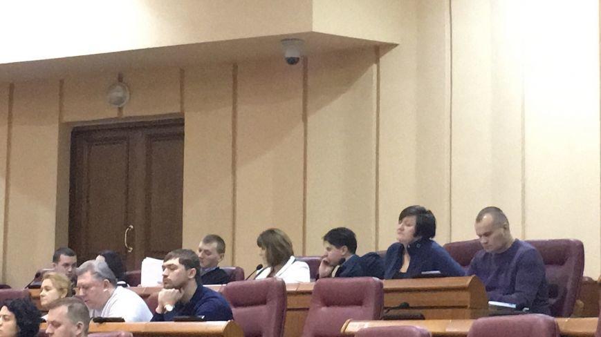 Криворожских депутатов учили готовить регуляторные акты и рассказывали о наказании за их неправильную подготовку(ФОТО), фото-29