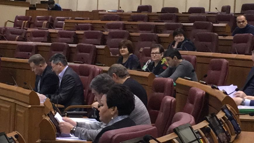 Криворожских депутатов учили готовить регуляторные акты и рассказывали о наказании за их неправильную подготовку(ФОТО), фото-5