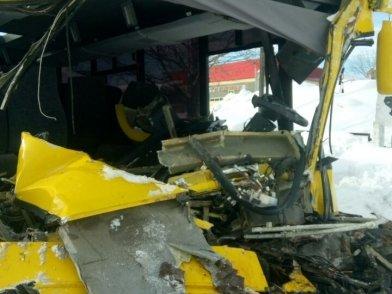 На Камчатке пассажирский автобус влетел в лесовоз – пострадали 22 человека, фото-2