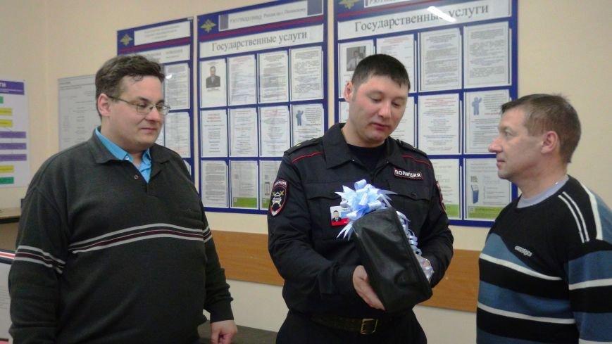 Полевчанин Сергей получил свой приз, фото-1