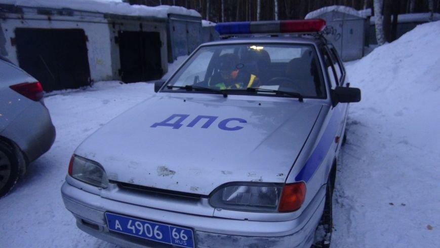 Водители-нарушители на улицах Полевского бывают всякие, фото-1