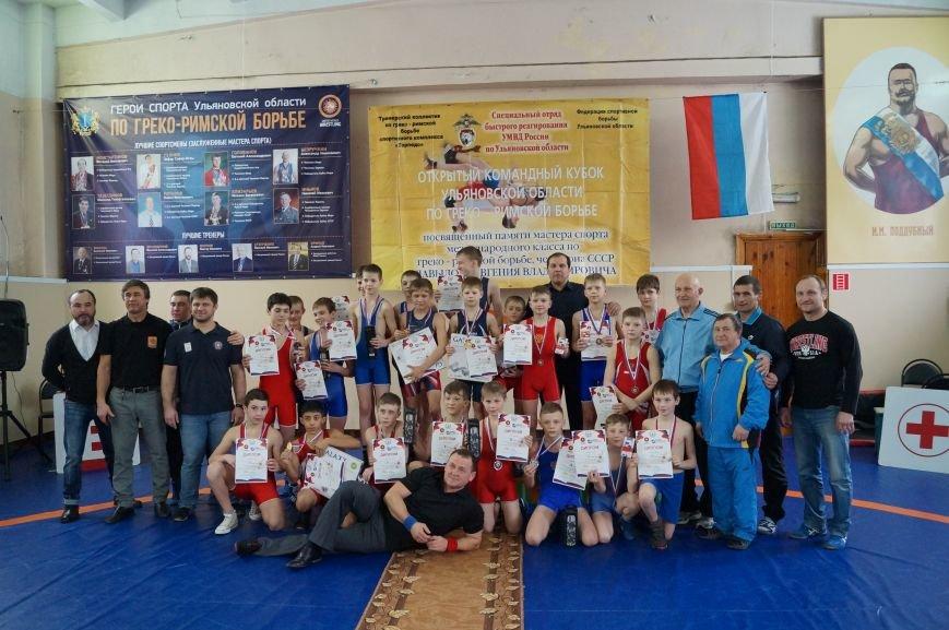80 юных борцов соревновались в Ульяновске. ФОТО, фото-3
