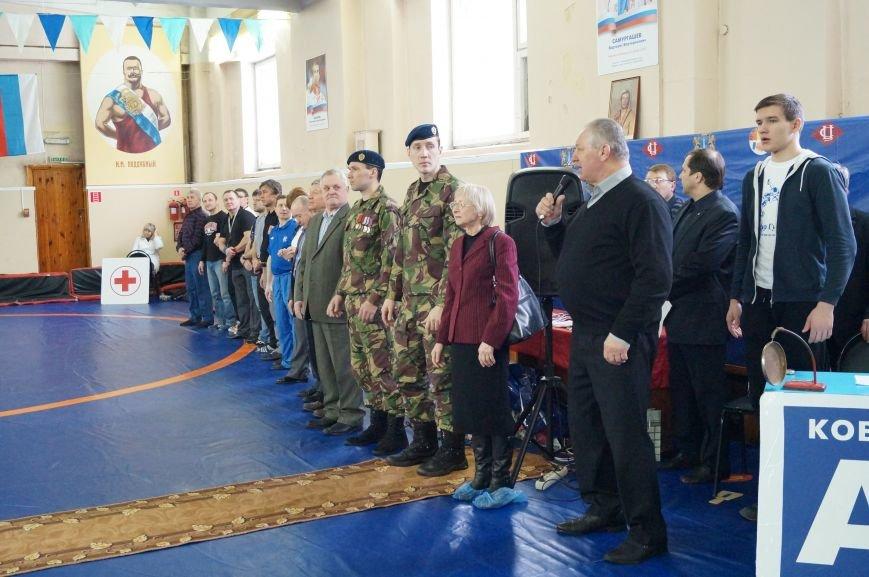 80 юных борцов соревновались в Ульяновске. ФОТО, фото-1
