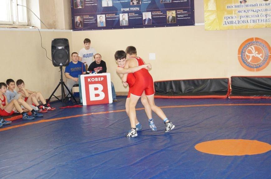 80 юных борцов соревновались в Ульяновске. ФОТО, фото-2