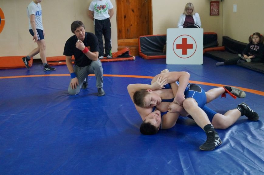 80 юных борцов соревновались в Ульяновске. ФОТО, фото-4