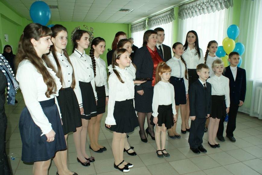 В каменской гимназии прошла презентация электронной системы «Умная школа», фото-1
