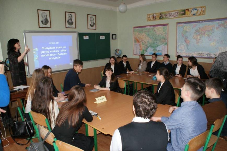 В каменской гимназии прошла презентация электронной системы «Умная школа», фото-6