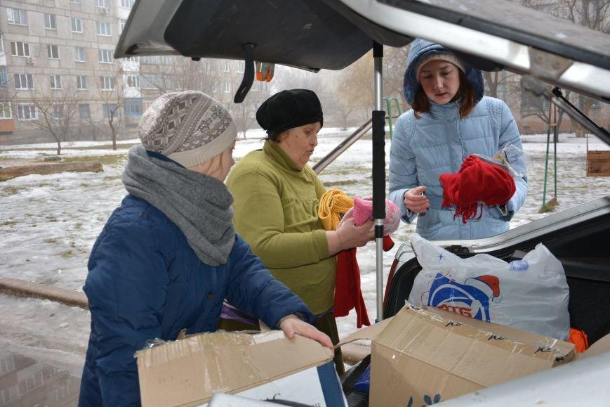 Школьники из Ильиновки  переживают за жителей Авдеевки (ФОТО), фото-1
