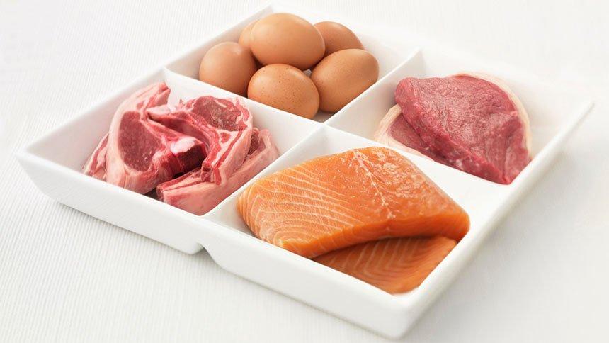 Омега-3 в мясе и яйцах