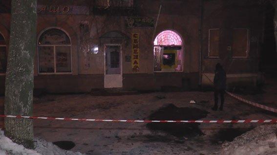 Стрілянина в Сумах: вночі затримали злочинця, який грабував банкомат, фото-1