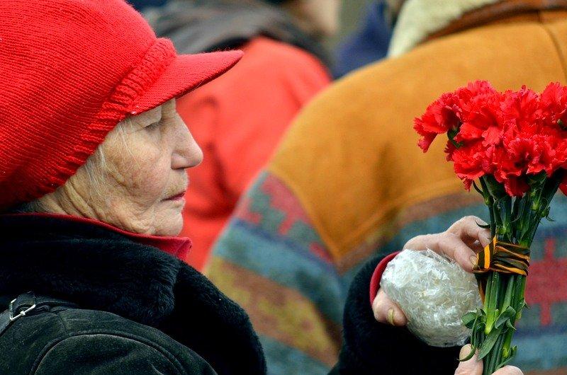 Как в Одессе любители Советского Союза отпраздновали 23 февраля: подробности (ФОТО), фото-9