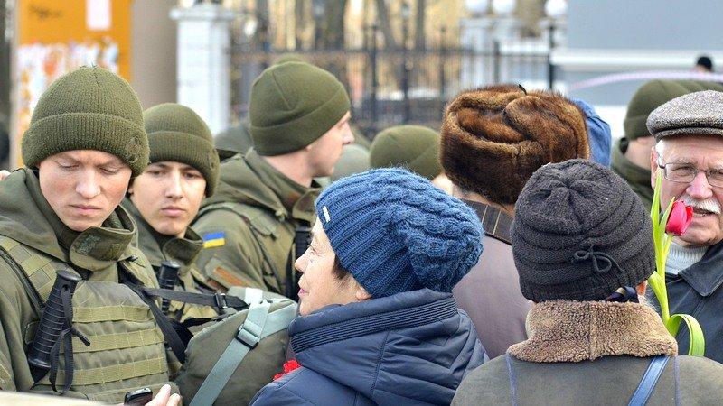Как в Одессе любители Советского Союза отпраздновали 23 февраля: подробности (ФОТО), фото-23
