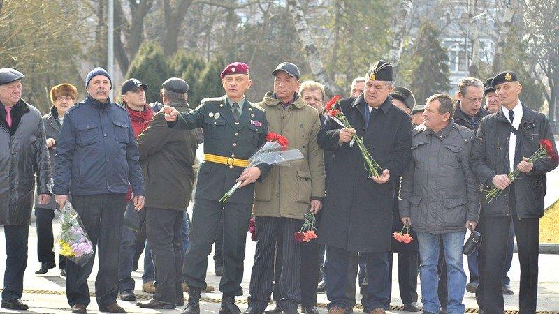 Как в Одессе любители Советского Союза отпраздновали 23 февраля: подробности (ФОТО), фото-31