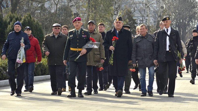 Как в Одессе любители Советского Союза отпраздновали 23 февраля: подробности (ФОТО), фото-30