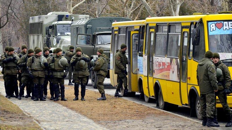 Как в Одессе любители Советского Союза отпраздновали 23 февраля: подробности (ФОТО), фото-3