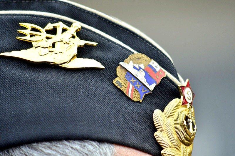 Как в Одессе любители Советского Союза отпраздновали 23 февраля: подробности (ФОТО), фото-26
