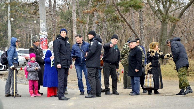 Как в Одессе любители Советского Союза отпраздновали 23 февраля: подробности (ФОТО), фото-4