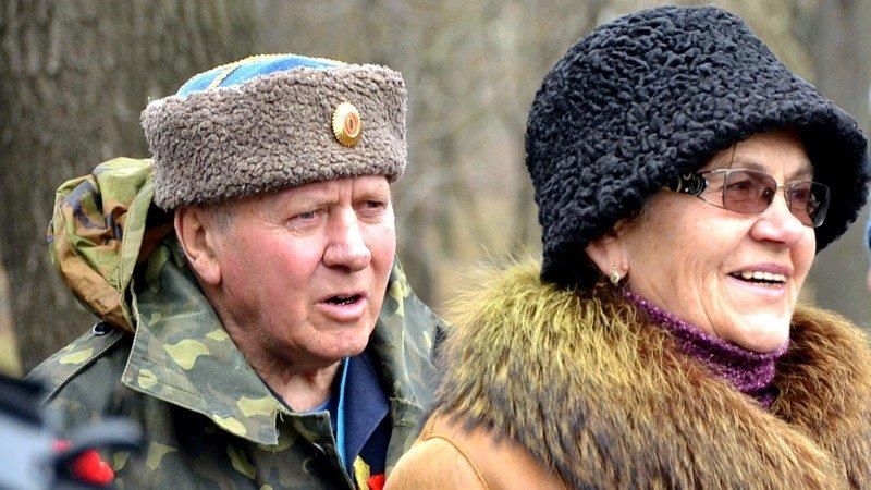 Как в Одессе любители Советского Союза отпраздновали 23 февраля: подробности (ФОТО), фото-5