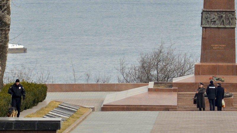 Как в Одессе любители Советского Союза отпраздновали 23 февраля: подробности (ФОТО), фото-12