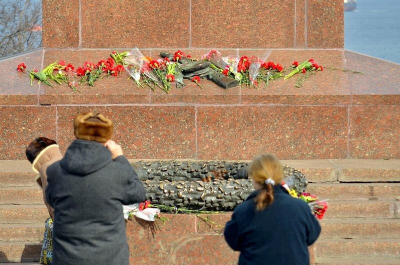 Как в Одессе любители Советского Союза отпраздновали 23 февраля: подробности (ФОТО), фото-34
