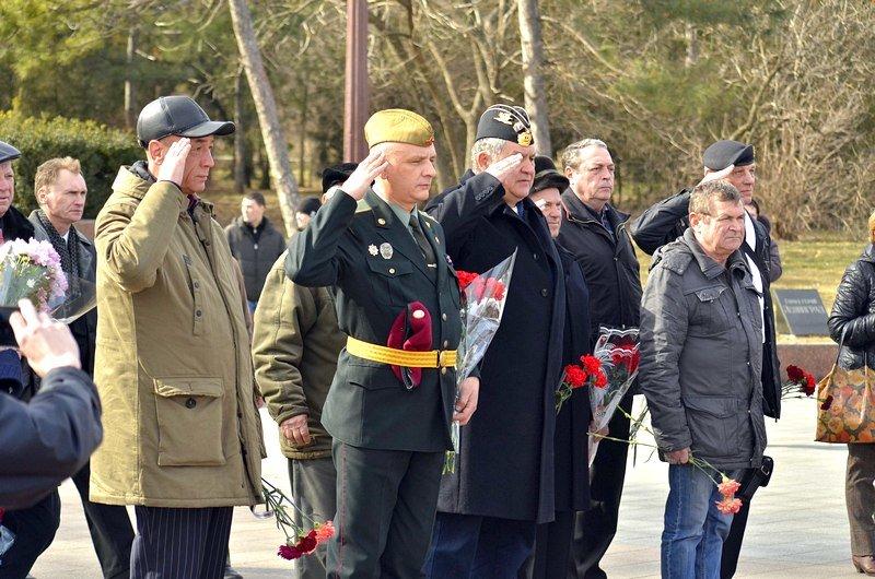 Как в Одессе любители Советского Союза отпраздновали 23 февраля: подробности (ФОТО), фото-32
