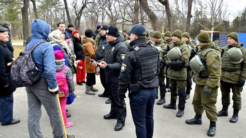 Как в Одессе любители Советского Союза отпраздновали 23 февраля: подробности (ФОТО), фото-8