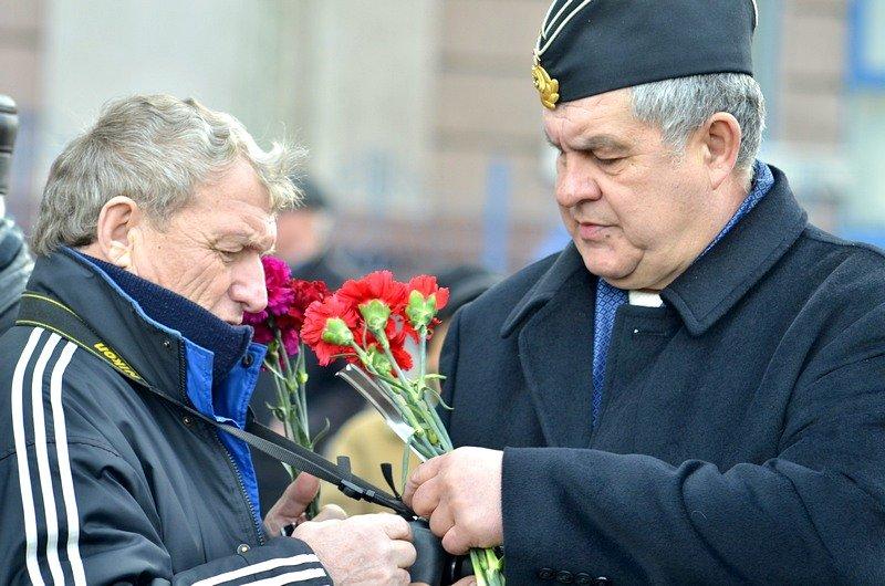 Как в Одессе любители Советского Союза отпраздновали 23 февраля: подробности (ФОТО), фото-25