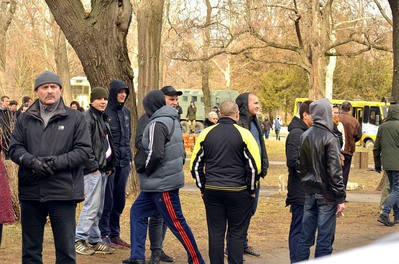 Как в Одессе любители Советского Союза отпраздновали 23 февраля: подробности (ФОТО), фото-13