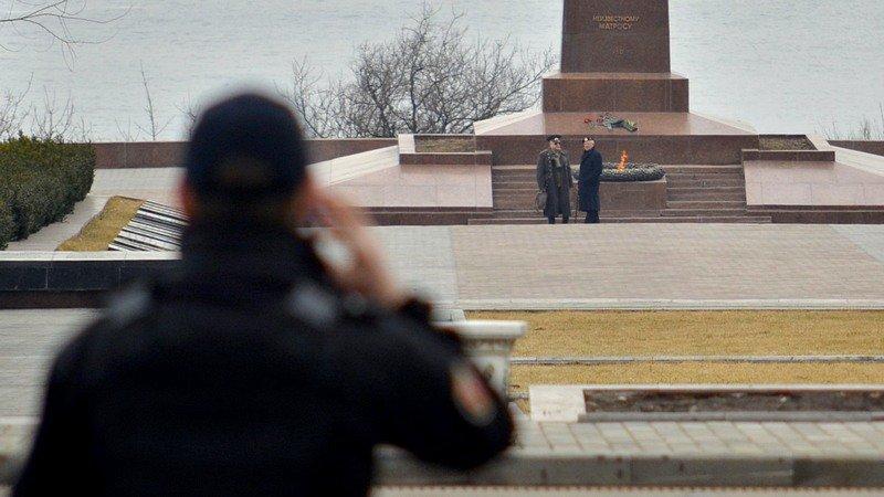 Как в Одессе любители Советского Союза отпраздновали 23 февраля: подробности (ФОТО), фото-11
