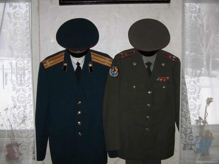 Химучилище - музей