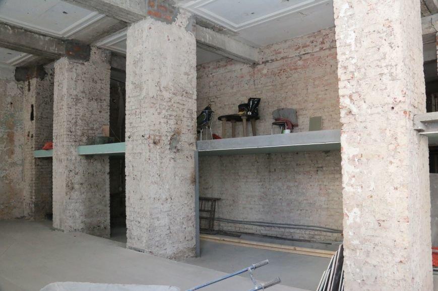 Вопреки недовольству жильцов, кафе на проспекте Мира продолжают строить, фото-1