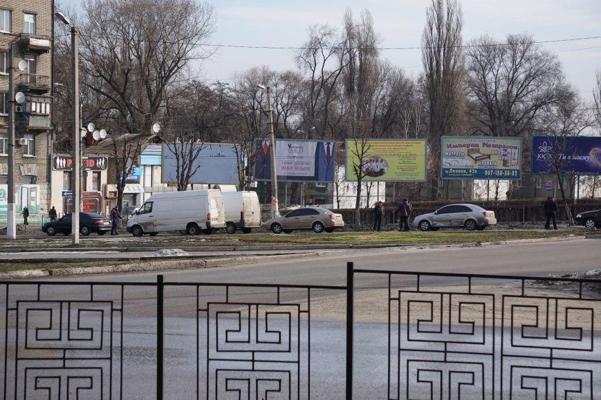 В центре Каменского произошло ДТП, фото-3