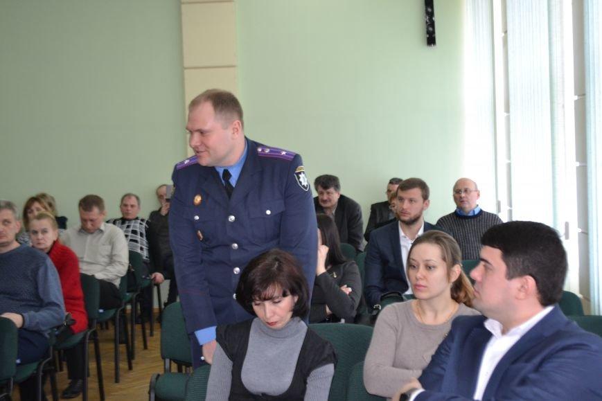 Новый прокурор: Определенные лица понимают, что могут быть проблемы с их противоправной деятельностью (ФОТО), фото-7