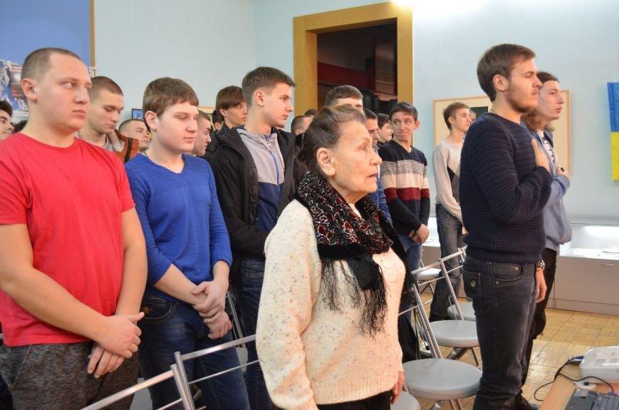В музее показали документальный фильм об оккупации Крыма, фото-2