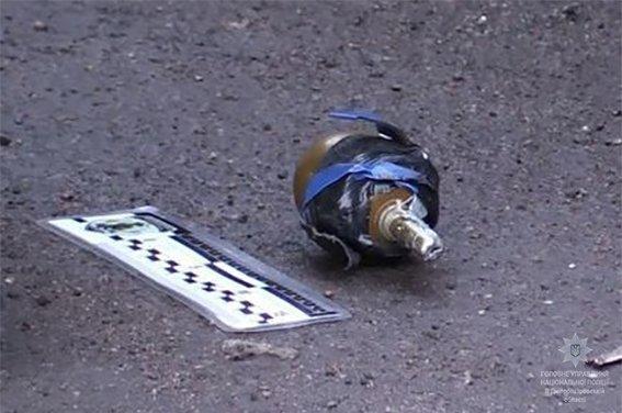 В Кривом Роге рядовой гражданин отобрал у пьяного хулигана гранату, фото-2