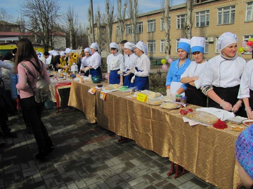 Как студенты горожан блинами накормили, фото-10