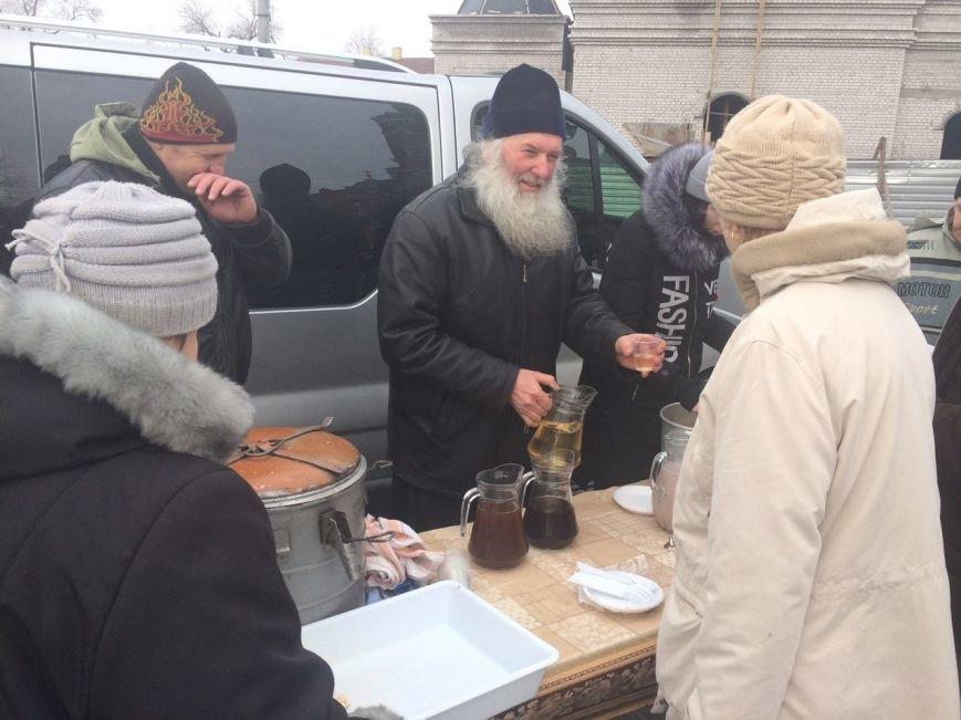На Соборной площади Каменского прошла ярмарка, посвященная Масленице, фото-5