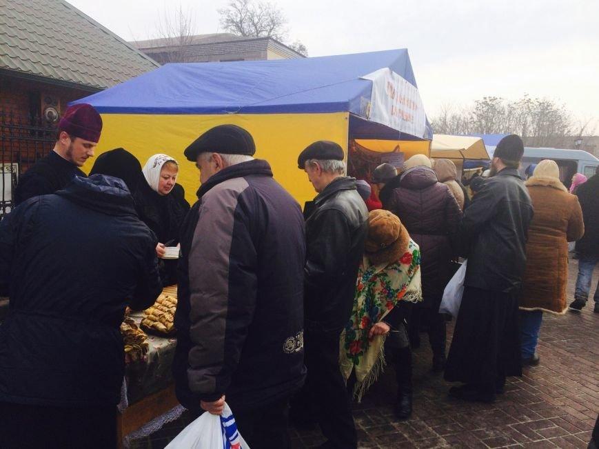 На Соборной площади Каменского прошла ярмарка, посвященная Масленице, фото-2