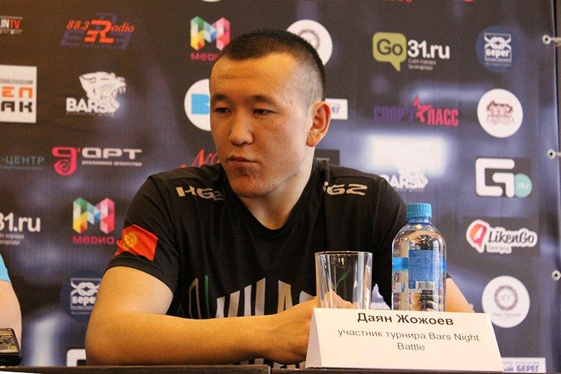 В Белгороде взвесили бойцов турнира Bars Night Battle, фото-3